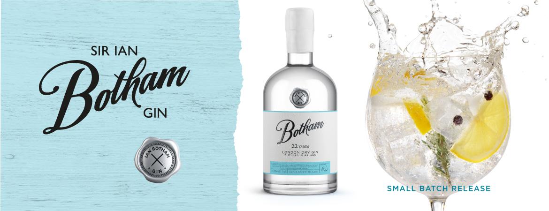 Sir Ian Botham  Gin