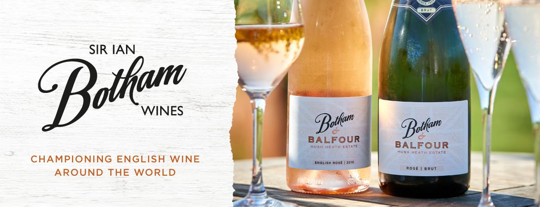 Sir Ian Botham Sparkling Wines