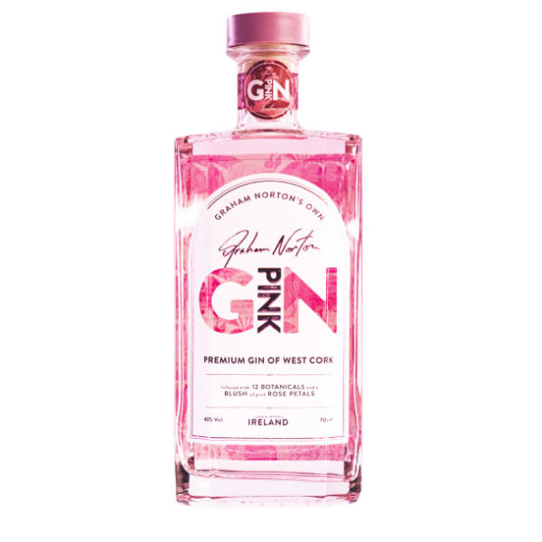 Graham Norton own Pink Gin
