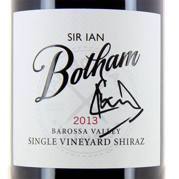 Sir Ian Botham 149-BOX-SIGNATURE