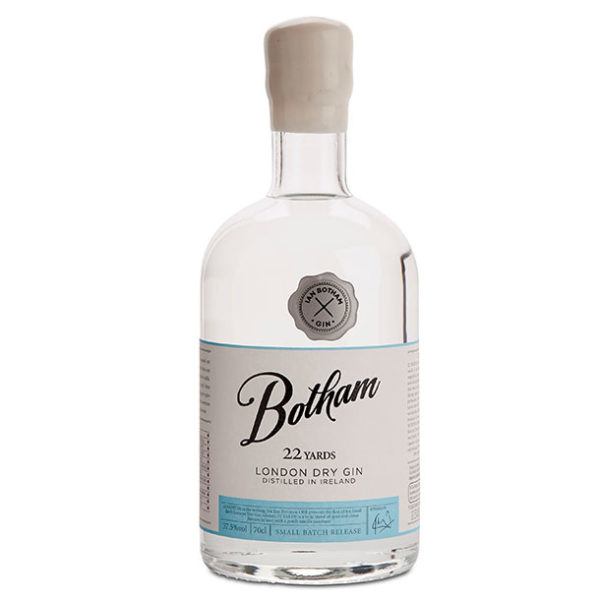 Sir Ian Botham 22 yards Gin