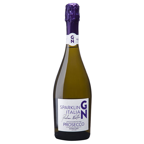 Graham Norton Prosecco