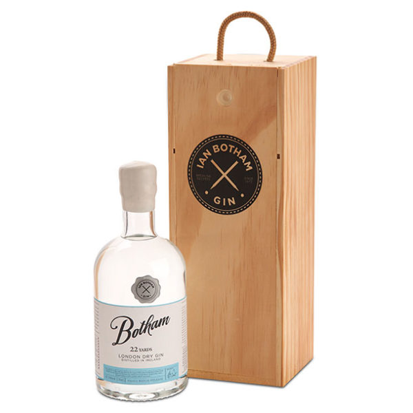 Sir Ian Botham Gin box offer