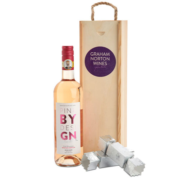 Wine Gifts Graham Norton Rose boxed offer