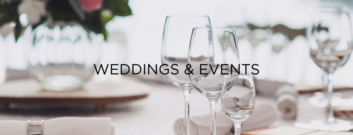 Wedding & Corp Events