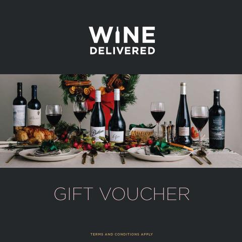 Wine Delivered Giift Voucher