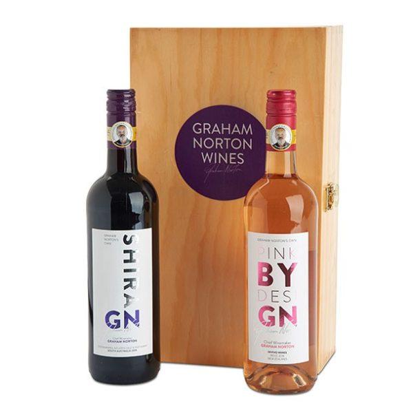 Wine Gifts GN-Rose-Shiraz-Gift-Box