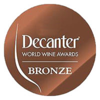 Decanter bronze award