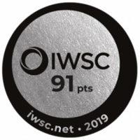 IWSC-91-silver logo