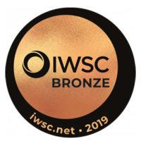 IWSC-bronze logo