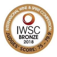 IWSC bronze logo