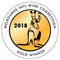 Melbourne international wine competition gold winner logo