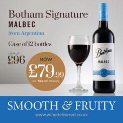 Botham Signature offer