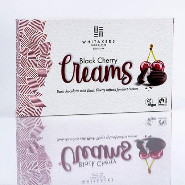 Dark Cherry Creams