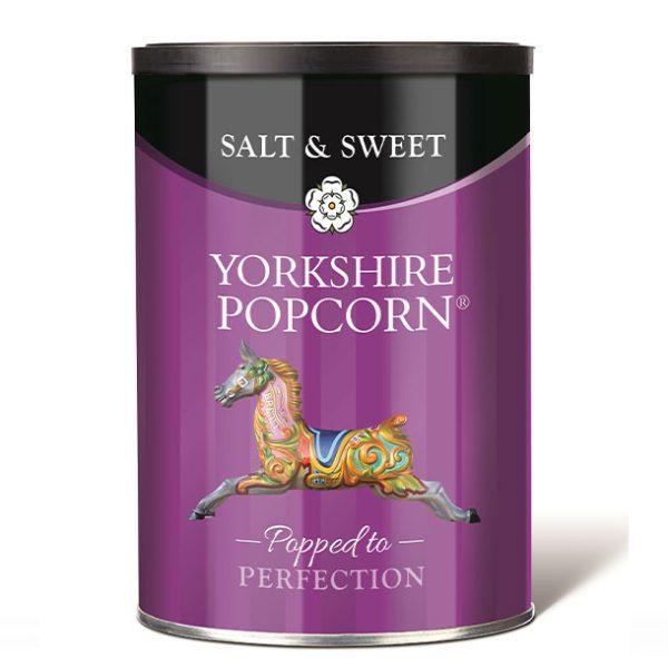 Sakt & Sweet popcorn
