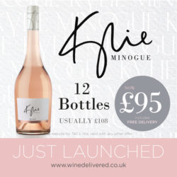 case of 12 Kylie Minogue Offer