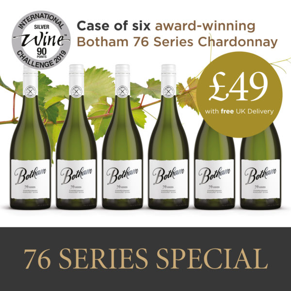 Botham 76 Series Chardonnay offer