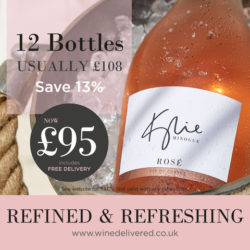 Kylie Rosé offer ice bucket