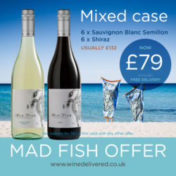 Mad Fish 12 case offer