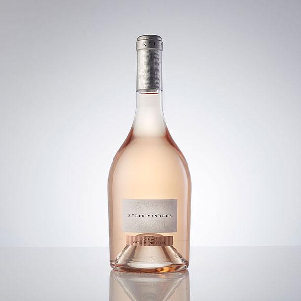Kylie Minogue CDP Rosé 2020 FREE Online Wine Delivered