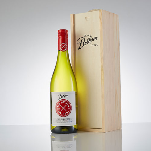 Botham All Rounder Chardonnay in box
