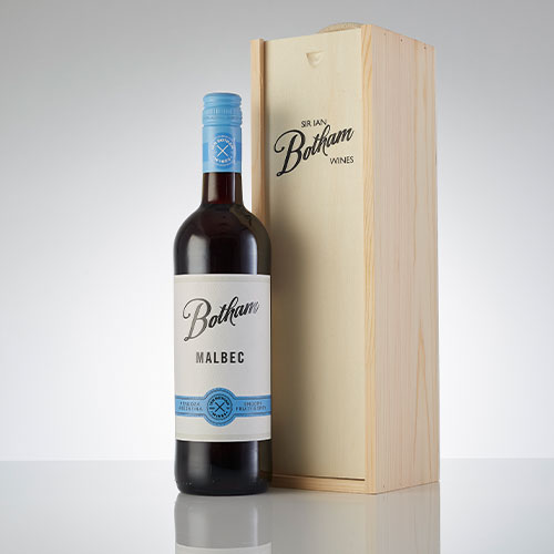 Botham Series Malbec box