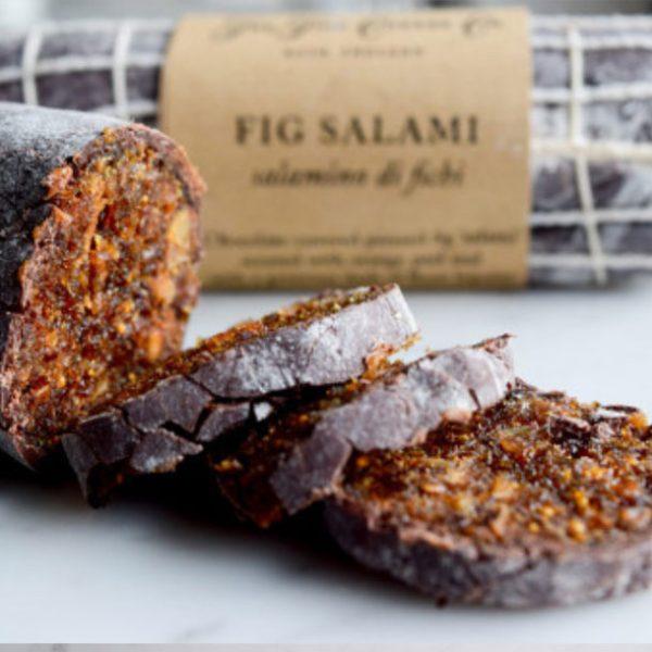 Fig salami