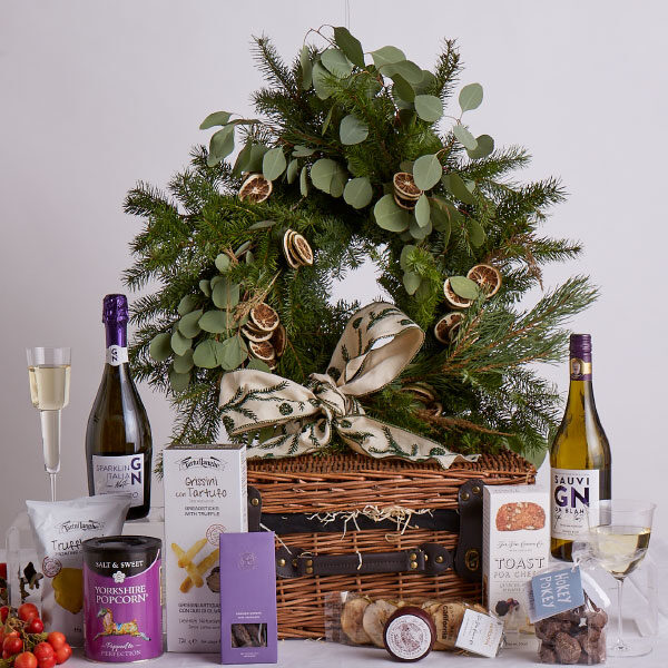 Graham Norton Christmas Hamper FREE Online Wine Delivery
