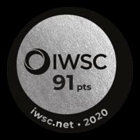 IWSC 91 points