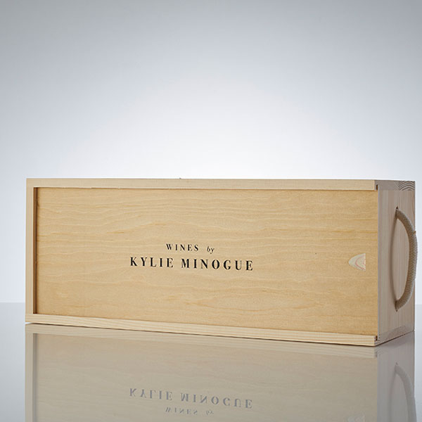 Kylie Wooden gift box