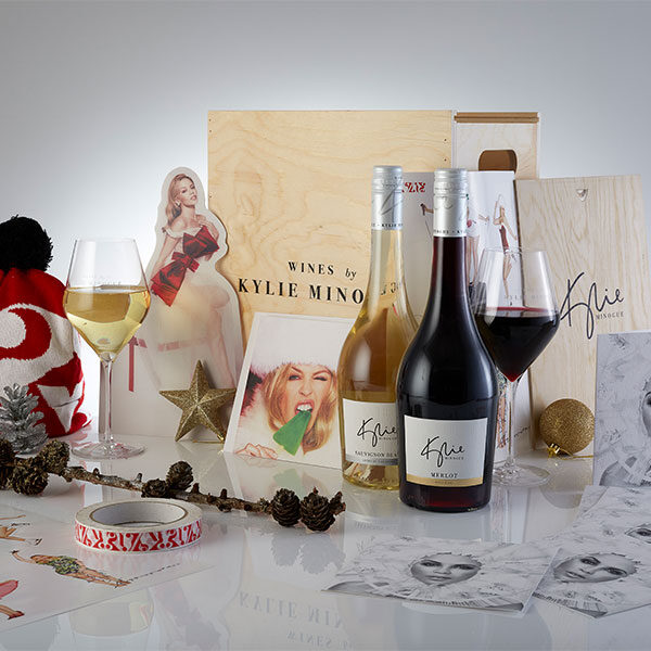 Kylie Minogue Christmas Box