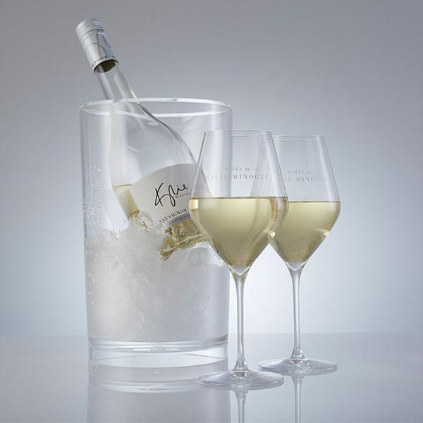 Kylie Ice Bucket with Sauvignon Blanc