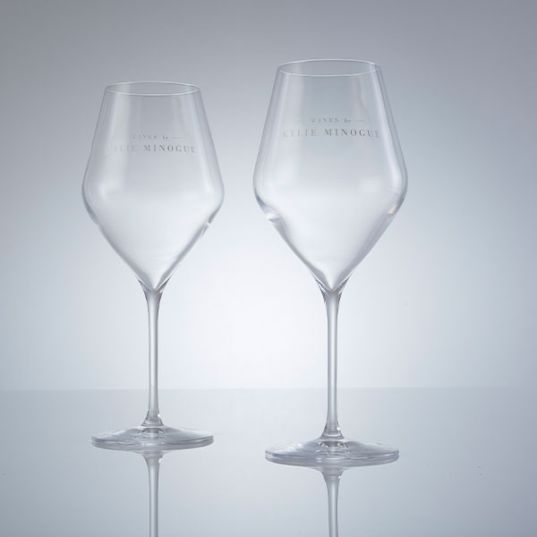 Kylie Glasses set of two