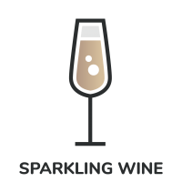 Sparkling Wines Icon