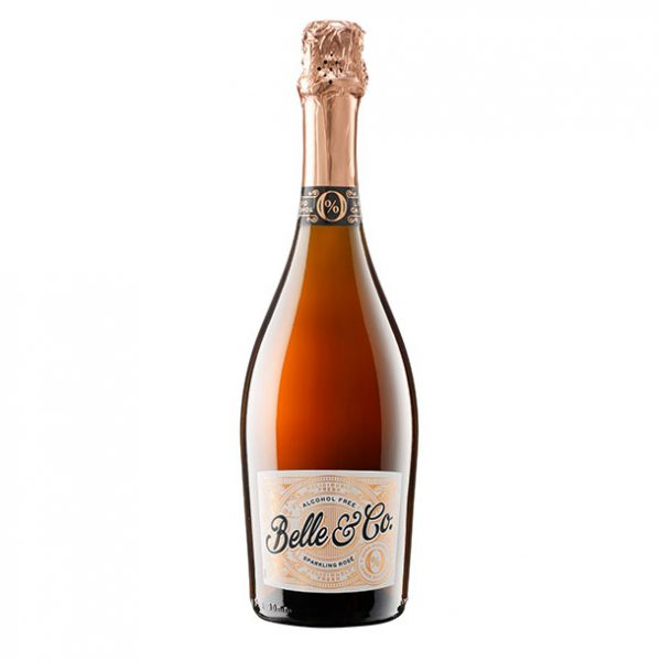 Belle & Co Sparkling Rosé
