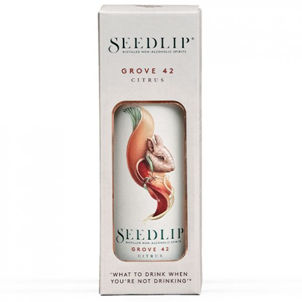 Seedlip Spice 42 Citrus