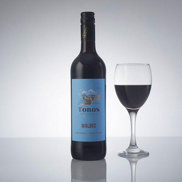 Toros Malbec Red wine