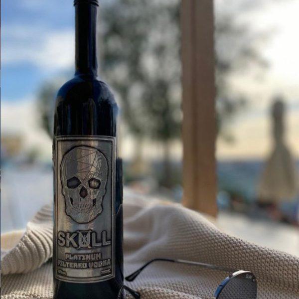 Skull X Vodka