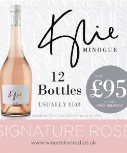 Signature Rosé Kylie Offer