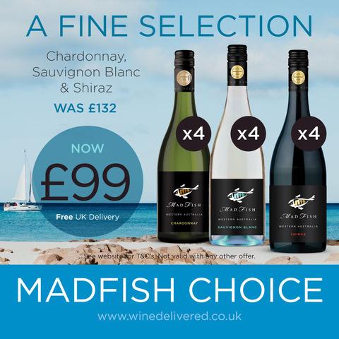 MadFish Choice offer