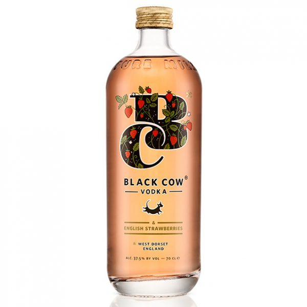 Black Cow Strawberry Vodka