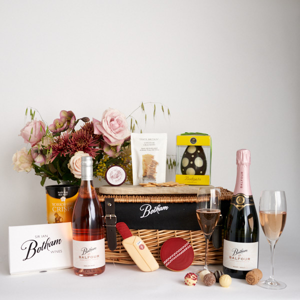 English Rosé Hamper