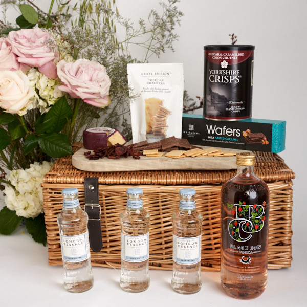 Strawberry Vodka Hamper