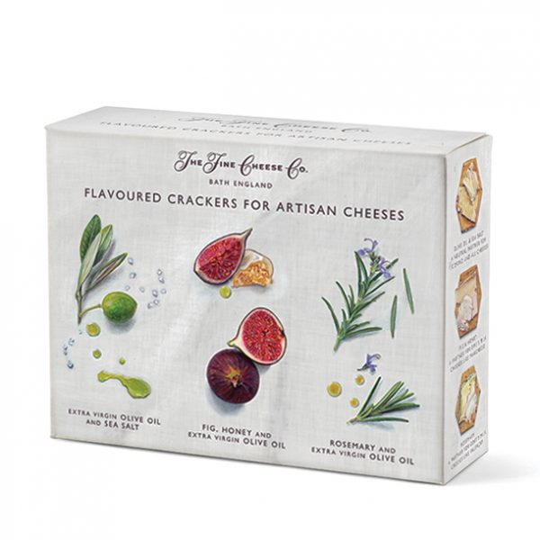 Flavoured Crackers