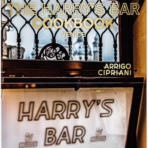Harry's Bar cook book
