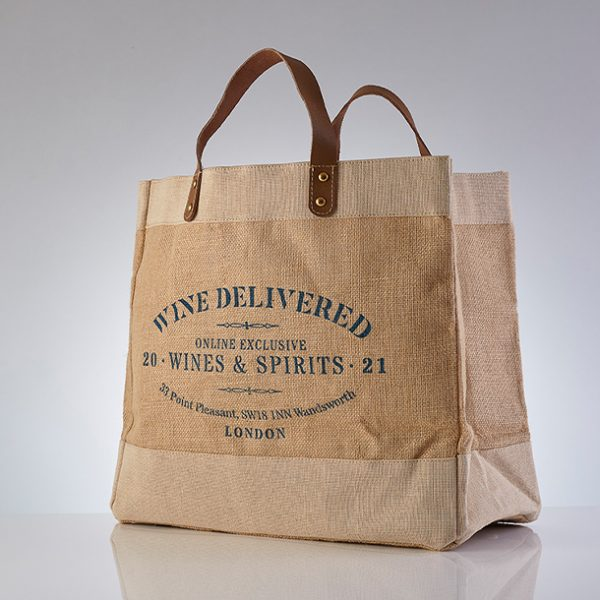 Wine Delivered bag for Lift