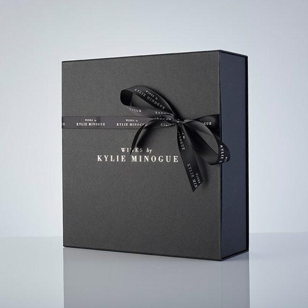Kylie Minogue Wine Birthday Box