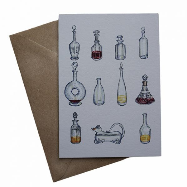 Decanter Gift Card