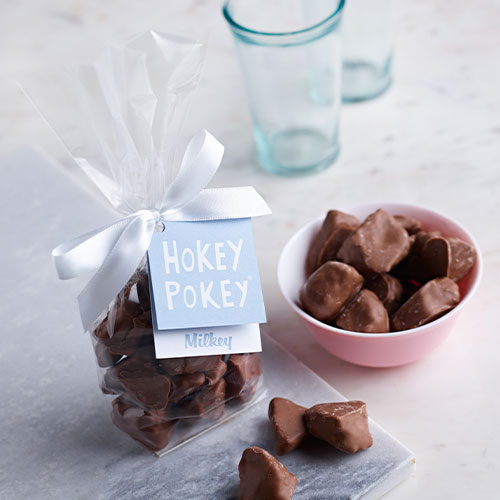 MILK CHOCOLATE HONEYCOMB - BAG