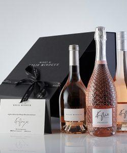 Kylie Minogue Wine Anniversary Box